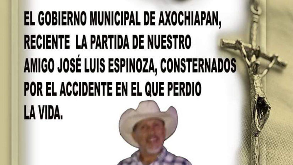 Fallece familiar de alcalde en Axochiapan al explotarle pirotecnia
