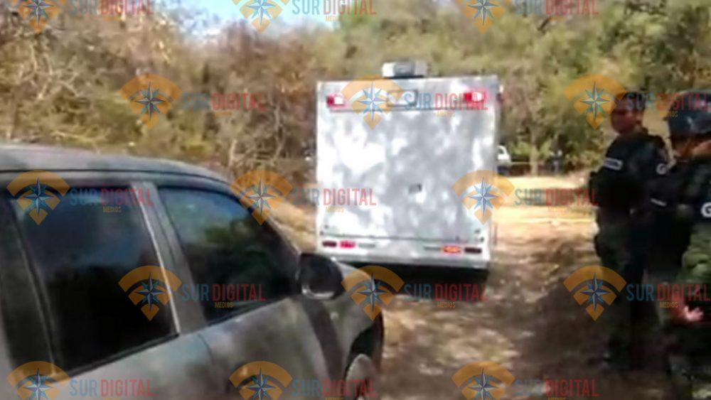 Localizan cadáver de un secuestrado en paraje de Temixco