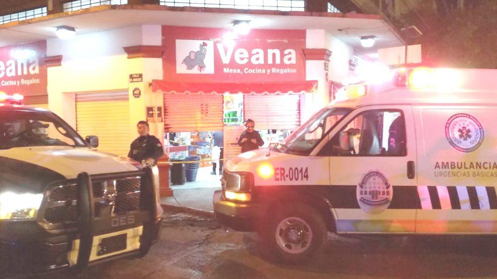 Matan a policía vial que intenta frustra un asalto en Cuernavaca