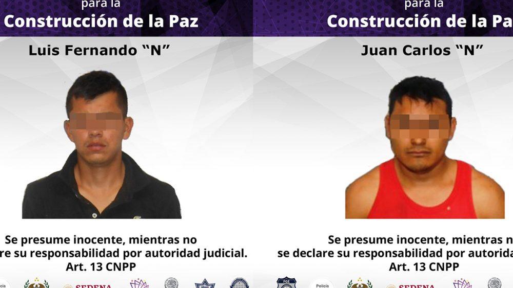 PRISIÓN PREVENTIVA CONTRA HOMICIDAS DE ELEMENTO VIAL