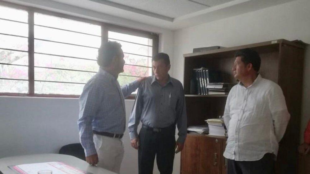 Ayuntamiento de Cuernavaca releva a jefe de prensa