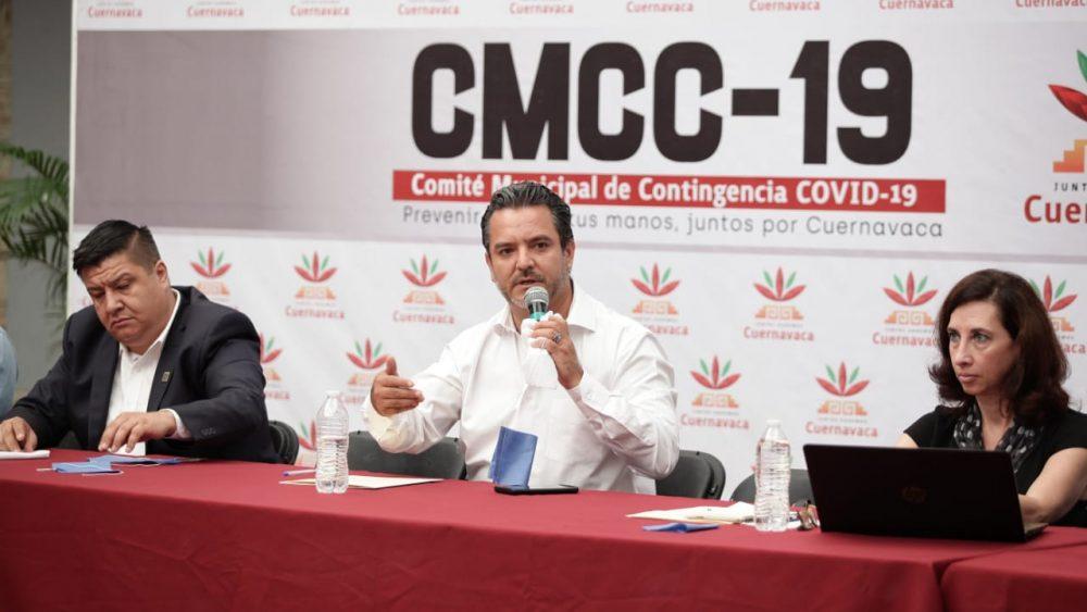 Ordenan edil de Cuernavaca cerrar negocios que provoque conglomeraciones