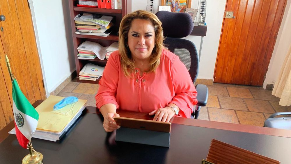 EXISTE VACíO LEGAL EN EL IMIPE: DIP. TANIA VALENTINA