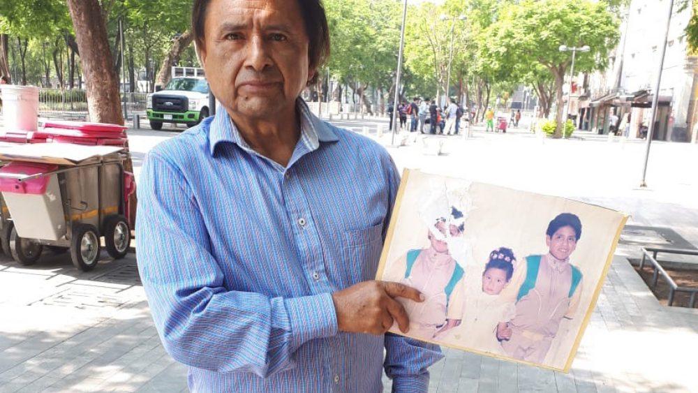 15 años de búsqueda de su familia secuestrada en Yautepec